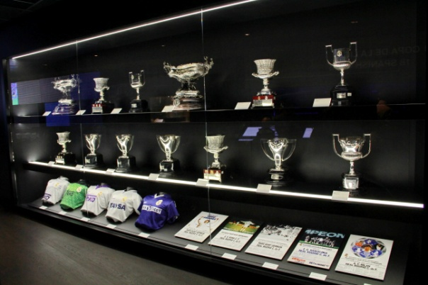 Real Madrid Tour